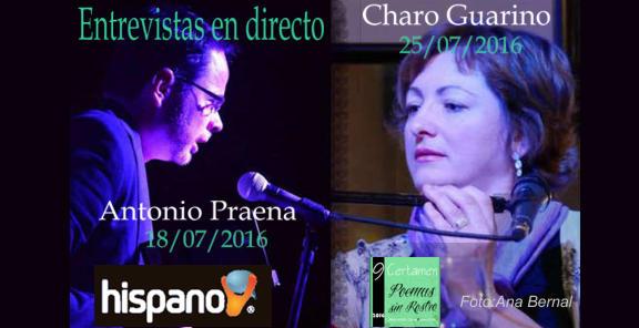 Antonio Praena y Charo Guarino