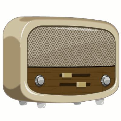 Round Radio
