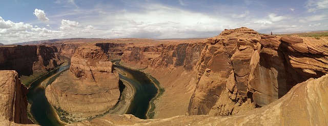horseshoe-bend-330980 640